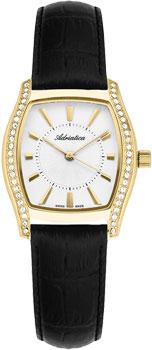Швейцарские наручные  женские часы Adriatica 3417.1213QZ. Коллекция Zirconia
