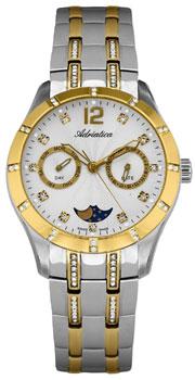 Швейцарские наручные  женские часы Adriatica 3419.2173QFZ. Коллекция Multifunction