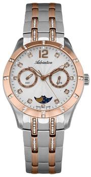 Швейцарские наручные  женские часы Adriatica 3419.R173QFZ. Коллекция Multifunction