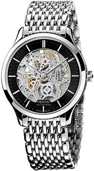 Швейцарские наручные  мужские часы Epos 3420.155.20.14.30. Коллекция Originale