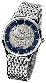 Швейцарские наручные  мужские часы Epos 3420.155.20.16.30. Коллекция Originale