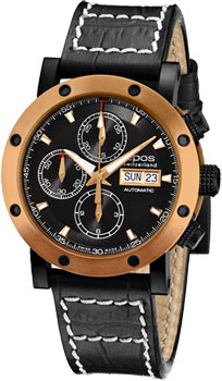 Швейцарские наручные  мужские часы Epos 3421.228.50.15.24. Коллекция Sportive