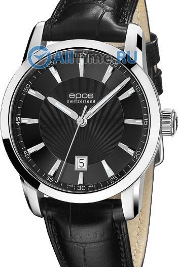 Мужские наручные швейцарские часы в коллекции Sophistiquee Epos