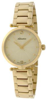 Швейцарские наручные  женские часы Adriatica 3423.1141Q. Коллекция Ladies