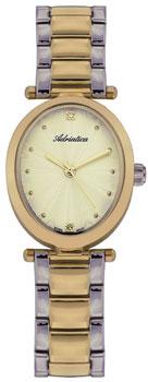 Швейцарские наручные  женские часы Adriatica 3424.2141Q. Коллекция Ladies