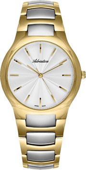 Швейцарские наручные  женские часы Adriatica 3425.2113Q. Коллекция Ladies
