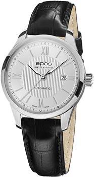 Швейцарские наручные  мужские часы Epos 3426.132.20.68.25. Коллекция Originale