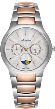 Швейцарские наручные  женские часы Adriatica 3426.R113QF. Коллекция Multifunction