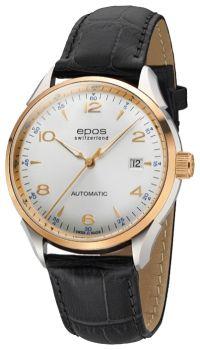 Швейцарские наручные  мужские часы Epos 3427.130.34.58.25. Коллекция Originale