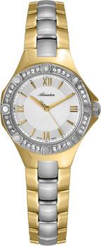Швейцарские наручные  женские часы Adriatica 3427.2163QZ. Коллекция Zirconia