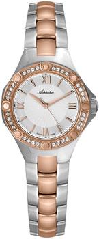 Швейцарские наручные  женские часы Adriatica 3427.R163QZ. Коллекция Zirconia