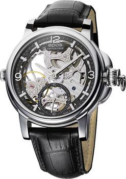 Швейцарские наручные  мужские часы Epos 3429.195.20.55.25. Коллекция Oeuvre d art