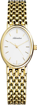 Швейцарские наручные  женские часы Adriatica 3436.1113Q. Коллекция Ladies