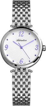 Швейцарские наручные  женские часы Adriatica 3438.51B3Q. Коллекция Ladies