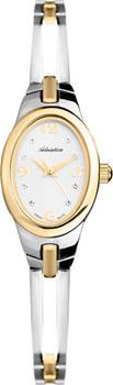 Швейцарские наручные  женские часы Adriatica 3448.2173Q. Коллекция Zirconia