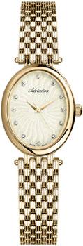 Швейцарские наручные  женские часы Adriatica 3462.1141Q. Коллекция Zirconia