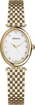 Швейцарские наручные  женские часы Adriatica 3462.1143Q. Коллекция Zirconia