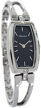 Швейцарские наручные  женские часы Adriatica 3507.5116QZ. Коллекция Zirconia