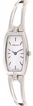 Швейцарские наручные  женские часы Adriatica 3507.51B3QZ. Коллекция Zirconia