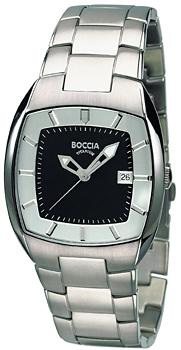 Наручные  мужские часы Boccia 3522-04. Коллекция 3000 Series