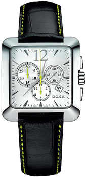 Швейцарские наручные  мужские часы Doxa 355.10.023.01. Коллекция Grafic