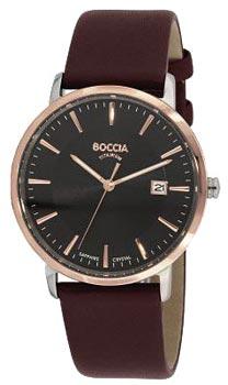 Наручные  мужские часы Boccia 3557-06. Коллекция 3000 Series