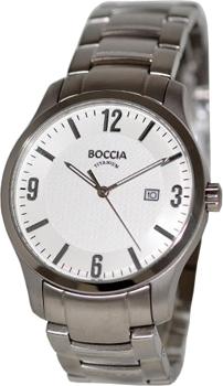 Наручные  мужские часы Boccia 3569-04. Коллекция Outside