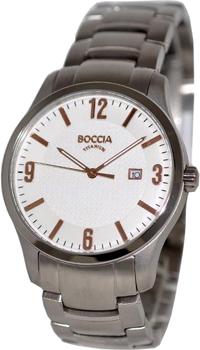 Наручные  мужские часы Boccia 3569-05. Коллекция Outside
