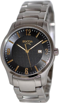 Наручные  мужские часы Boccia 3569-07. Коллекция Outside