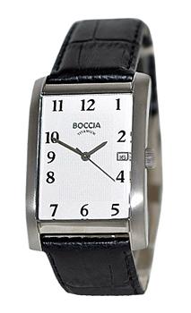 Наручные  мужские часы Boccia 3570-01. Коллекция Style