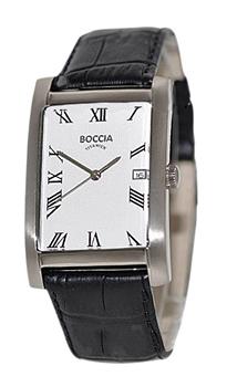 Наручные  мужские часы Boccia 3570-02. Коллекция Style