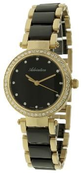 Швейцарские наручные  женские часы Adriatica 3576.F144QZ. Коллекция Ceramic