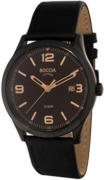 Наручные  мужские часы Boccia 3583-03. Коллекция Titanium