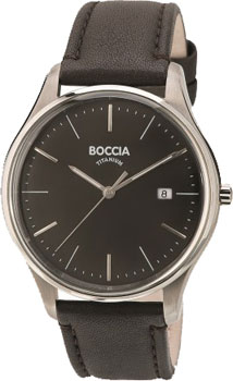 Наручные  мужские часы Boccia 3587-02. Коллекция Titanium