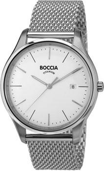 Наручные  мужские часы Boccia 3587-03. Коллекция Titanium