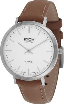 Наручные  женские часы Boccia 3590-01. Коллекция Royce