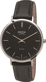 Наручные  женские часы Boccia 3590-02. Коллекция Royce