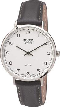 Наручные  женские часы Boccia 3590-04. Коллекция Royce
