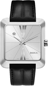 Швейцарские наручные  мужские часы Doxa 360.10.022.01. Коллекция Grafic