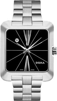 Швейцарские наручные  мужские часы Doxa 360.10.102.10. Коллекция Grafic