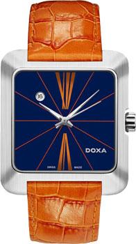 Швейцарские наручные  мужские часы Doxa 360.10.202.09. Коллекция Grafic