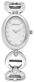 Швейцарские наручные  женские часы Adriatica 3625.5143QZ. Коллекция Ladies