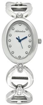 Швейцарские наручные  женские часы Adriatica 3625.51B3QZ. Коллекция Ladies