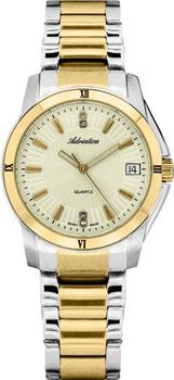 Швейцарские наручные  женские часы Adriatica 3626.2151Q. Коллекция Zirconia