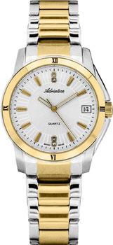 Швейцарские наручные  женские часы Adriatica 3626.2153Q. Коллекция Zirconia