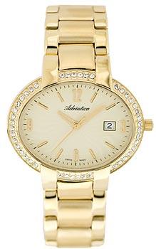Швейцарские наручные  женские часы Adriatica 3627.1151QZ. Коллекция Ladies