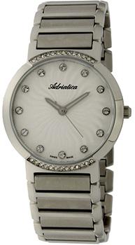 Швейцарские наручные  женские часы Adriatica 3644.5143QZ. Коллекция Ladies