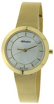 Швейцарские наручные  женские часы Adriatica 3645.1113Q. Коллекция Ladies