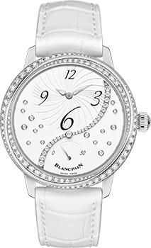 Швейцарские наручные  женские часы Blancpain 3650A-4528-55B