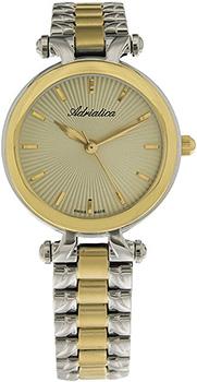 Швейцарские наручные  женские часы Adriatica 3654.2111Q. Коллекция Ladies